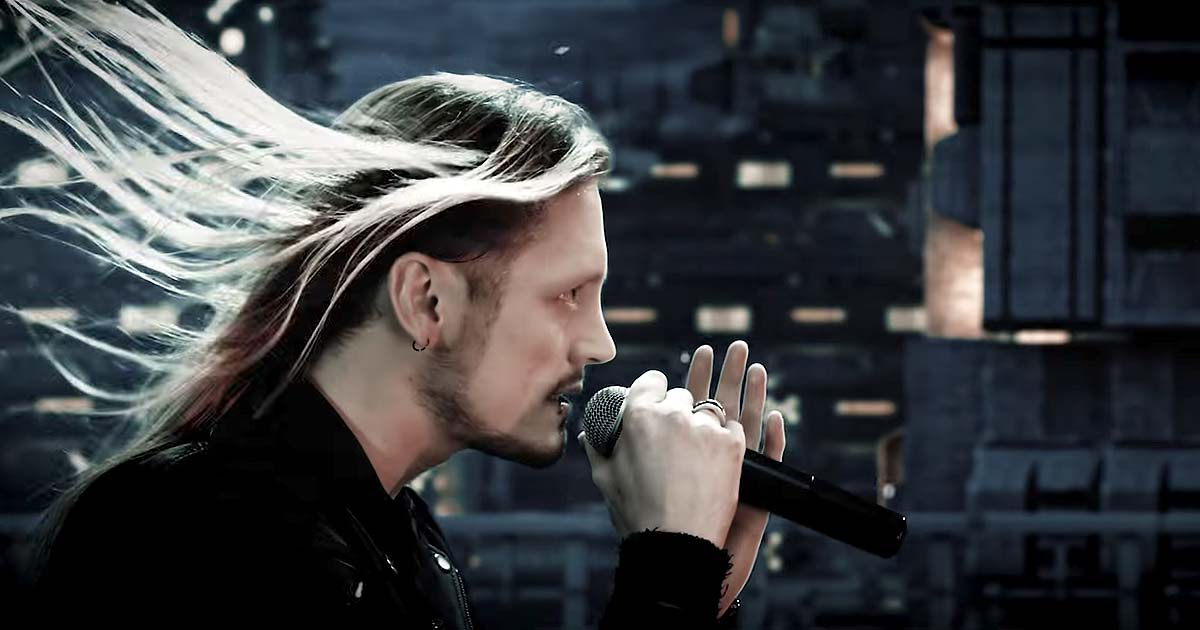 Dragonforce y el vídeo de 'Ashes of the Dawn'