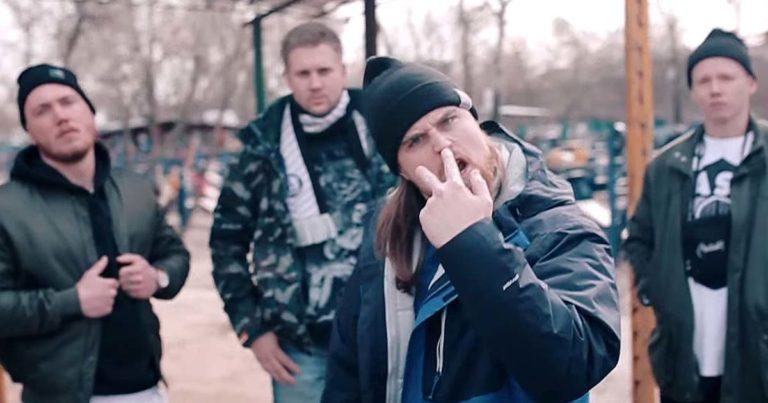 Fallbrawl y el vídeo de 'Human Blood' con Rob Born (Pain)