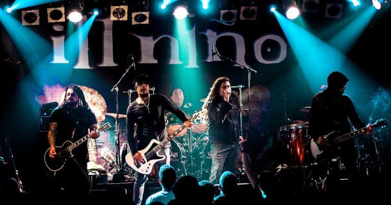 Ill Niño, Ektomorf, Xtortya y Incite en la sala Jimmy Jazz de Gasteiz
