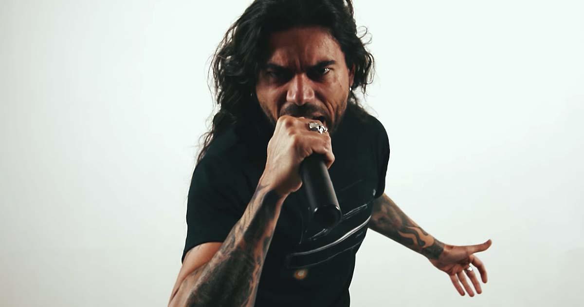 Leo Jiménez y el vídeo de 'Neon Knights'