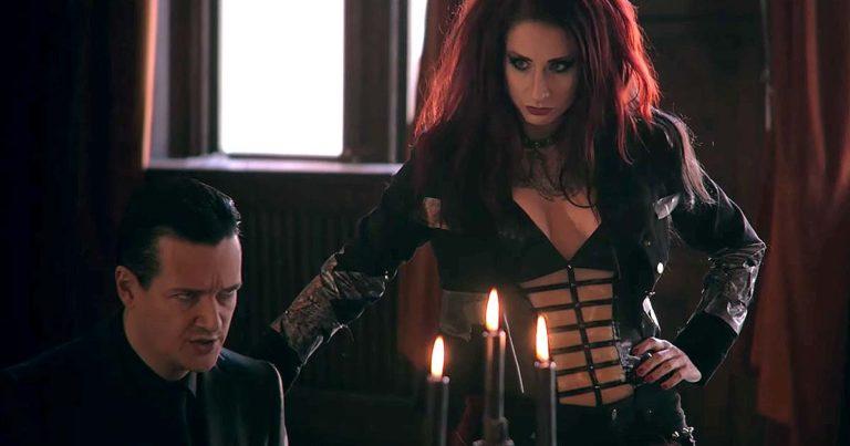Liv Sin y el vídeo de 'Immortal Sin' con Jyrki 69 (The 69 Eyes)