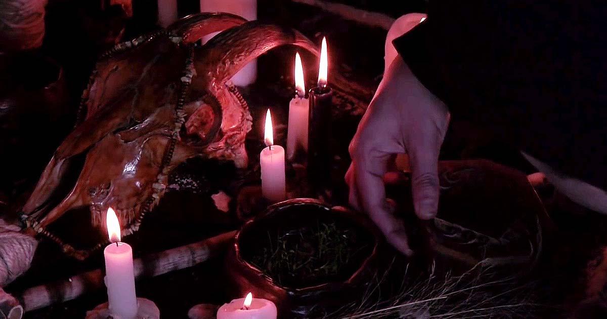 Mothersloth y el vídeo de 'Shadow Witch'