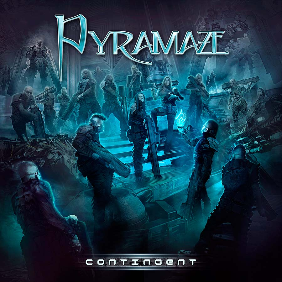 Pyramaze 'Contingent'
