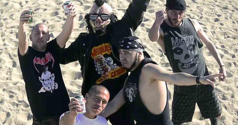 Alkoholizer y el vídeo de 'Surfing Beer'