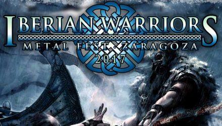 Cartel y detalles del Iberian Warriors Metal Fest