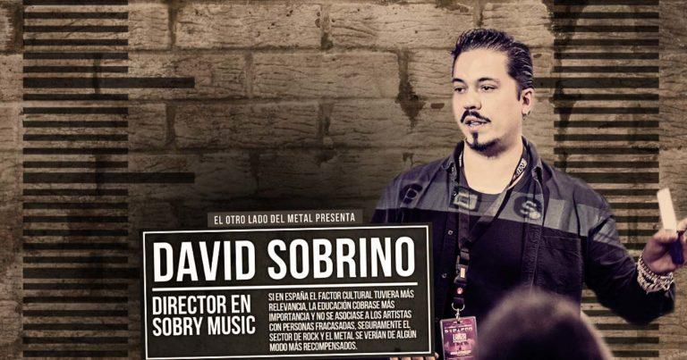 El otro lado del metal (LXXII): David Sobrino