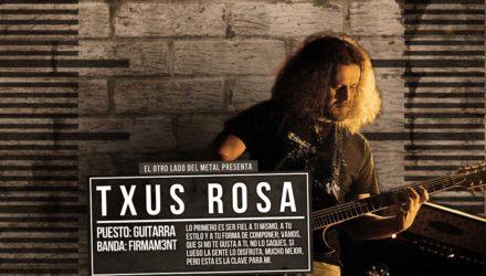 El otro lado del metal (LXXIV): Txus Rosa