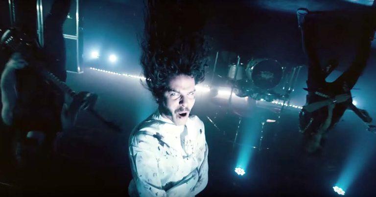 Evil Invaders y el vídeo de 'Mental Penitentiary'