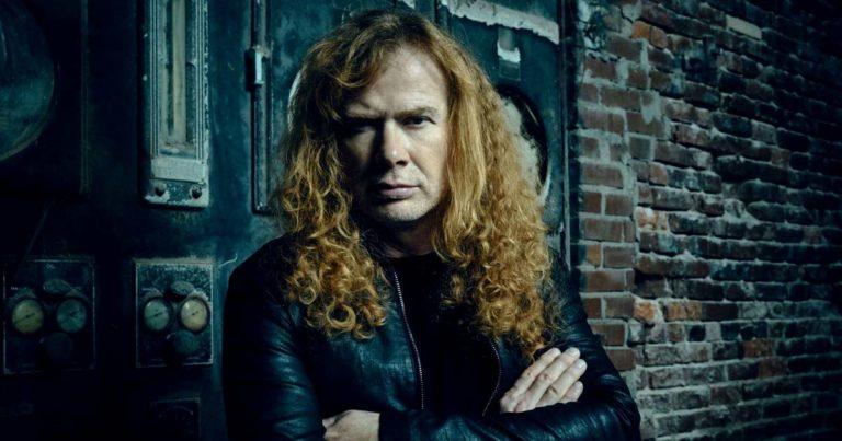 Megadeth: La cólera del señor Mustaine