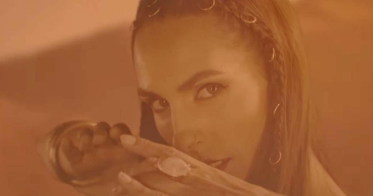 Zenobia y el vídeo de 'Mi destino'