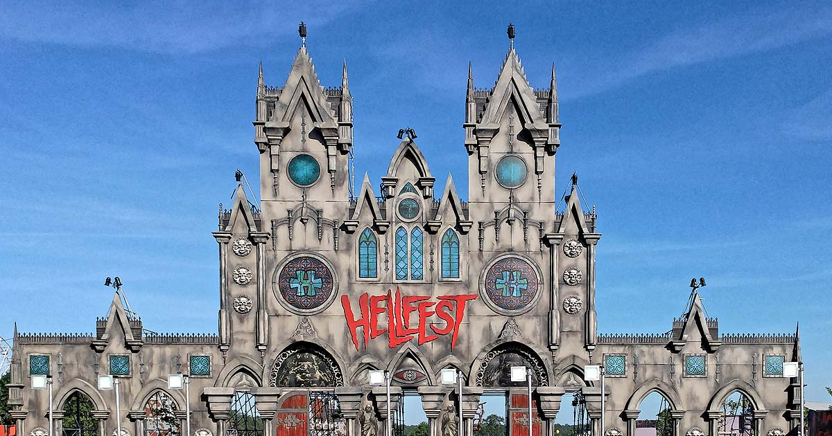 Más infernal que nunca: Hellfest 2017