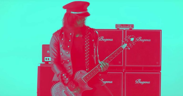 L.A. Guns y el vídeo de 'Speed'