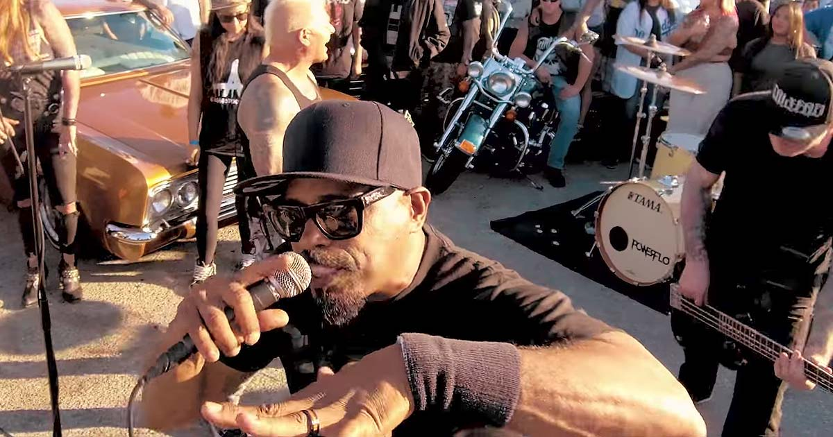 Powerflo y el vídeo de 'Where I Stay'