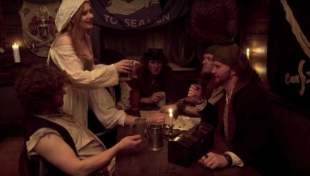 The Privateer y el vídeo de 'Where Fables Are Made'
