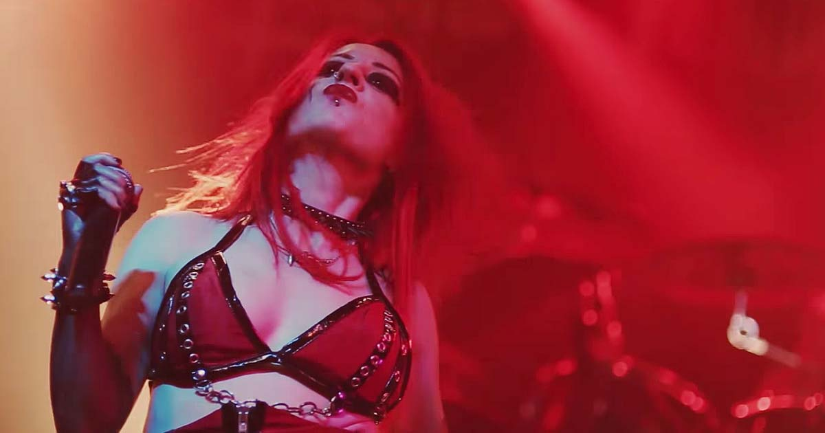 Theatres Des Vampires y el vídeo de 'Resurrection Mary'