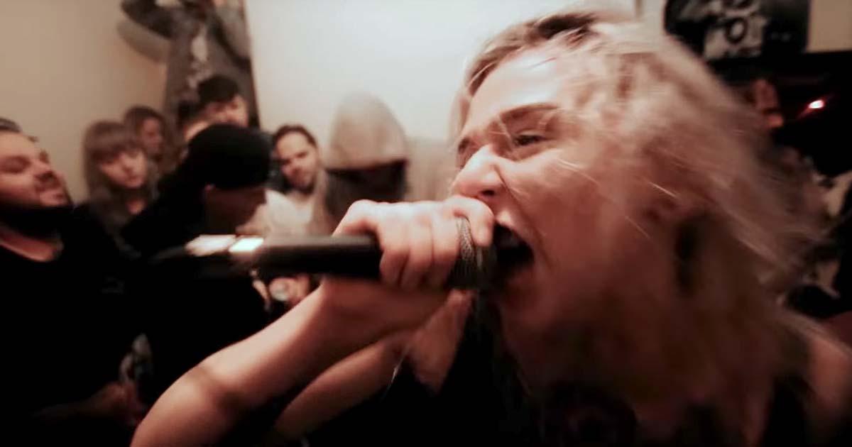Venom Prison y el vídeo de 'Perpetrator Emasculation'