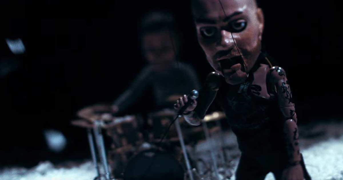 August Burns Red y el vídeo de 'Invisible Enemy'
