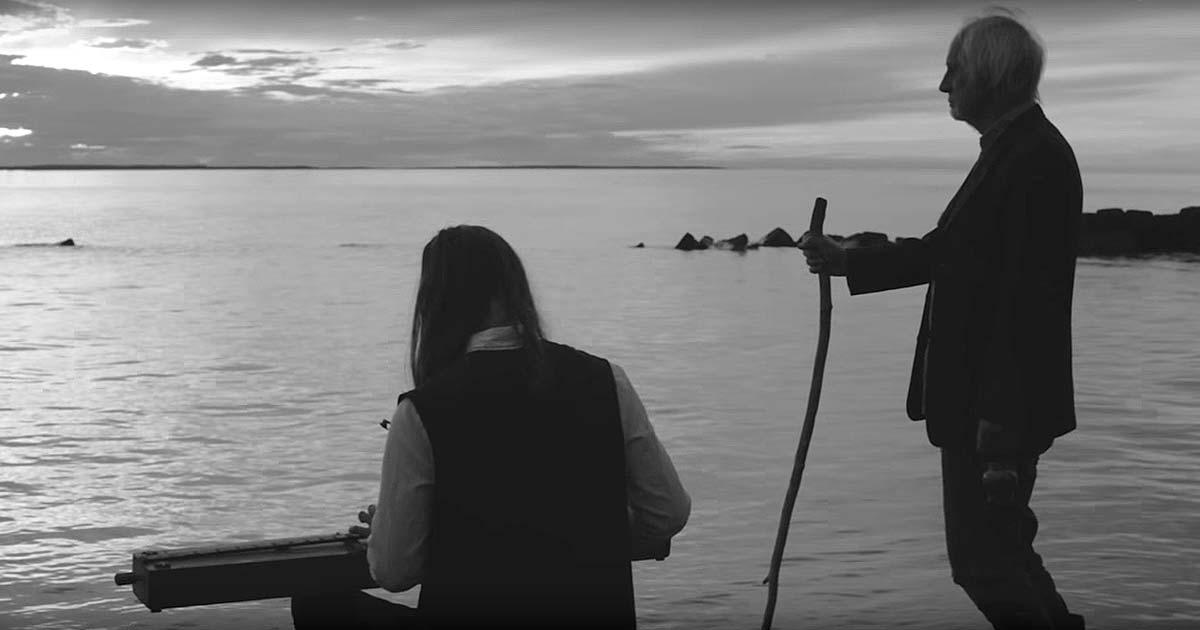 Grift y el vídeo de 'Den stora tystnaden'
