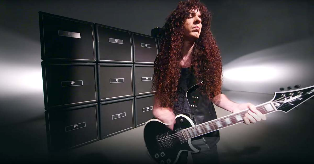 Marty Friedman y el vídeo de 'Whiteworm'