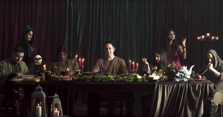Trivium y el vídeo de 'The Sin And The Sentence'