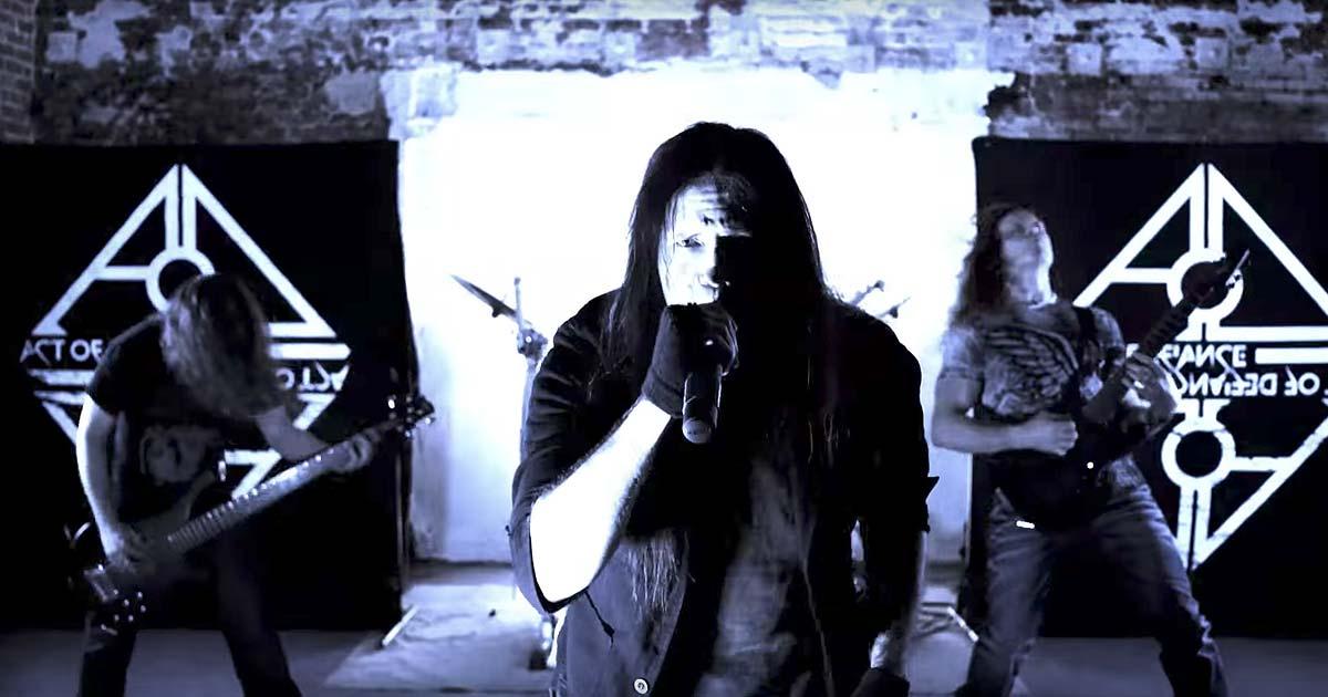 Act of Defiance y el vídeo de 'Overexposure'