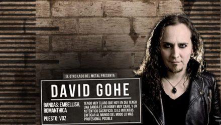 El otro lado del metal (LXXVI): David Gohe
