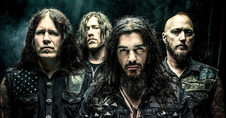 Machine Head nos visitarán en abril de 2018