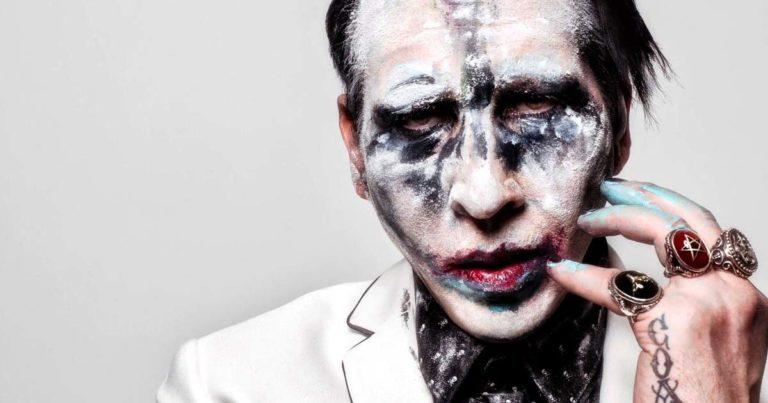 Marilyn Manson deja escuchar su nuevo single