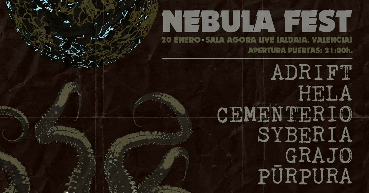 Nace el Nebula Fest en Valencia
