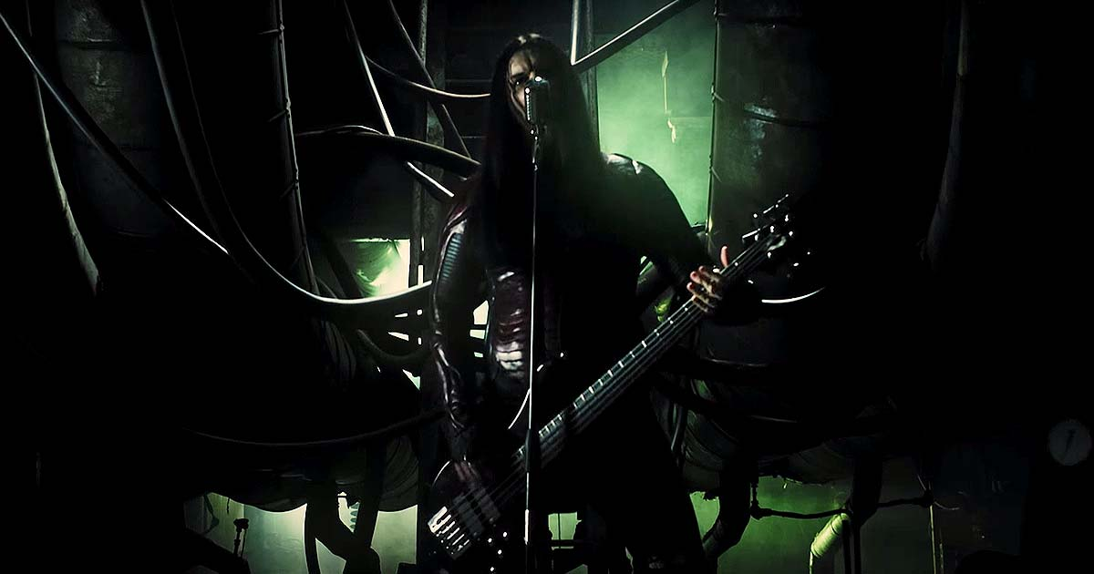 Septicflesh y el vídeo de 'Portrait of a Headless Man'