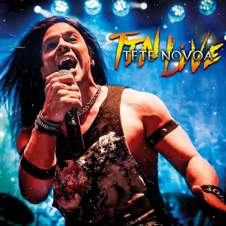 Tete Novoa 'TTN Live'