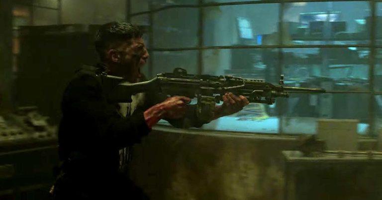 The Punisher, burrísimo avance