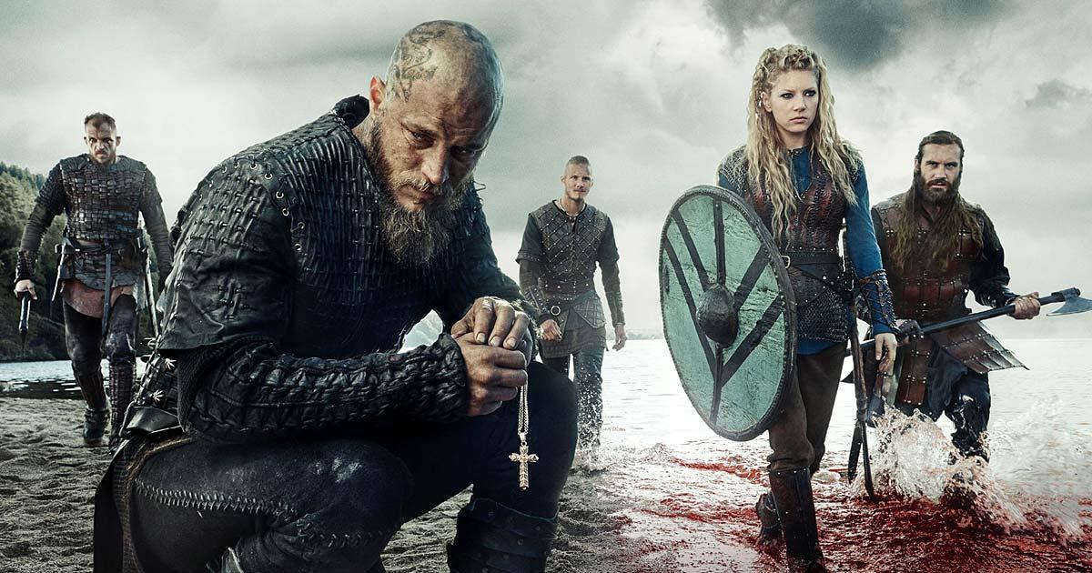 Vikings se renueva por una sexta temporada