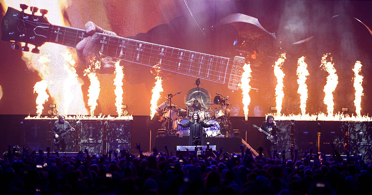 Yelmo Cines estrenará este mes lo nuevo de Black Sabbath, Slipknot y David Gilmour