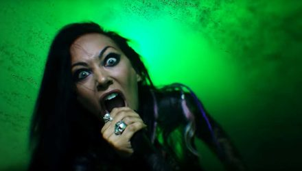 Butcher Babies y el vídeo de 'Headspin'