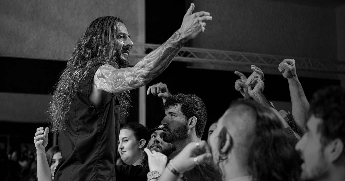 Crónica y fotos del Metal Infernus en Valencia