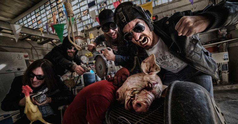 Deadyard estrenan y comparten su nuevo disco en streaming