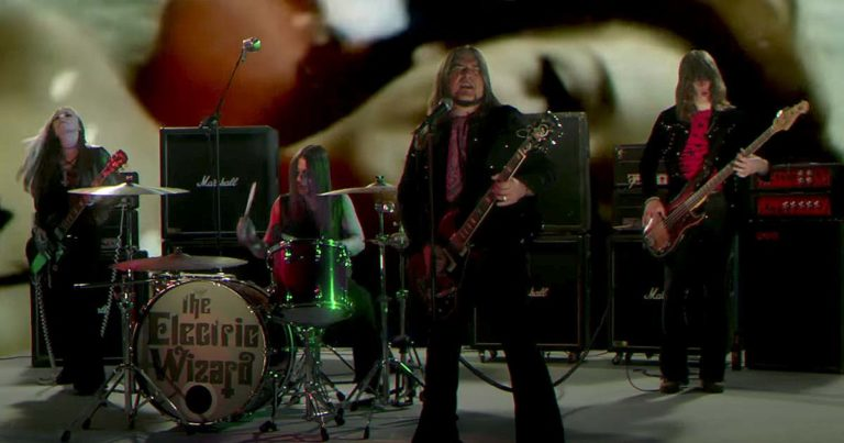 Electric Wizard y el vídeo de 'See You In Hell'