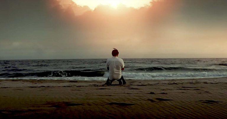 Gravity y el vídeo de 'Le Porteur de Nuit'