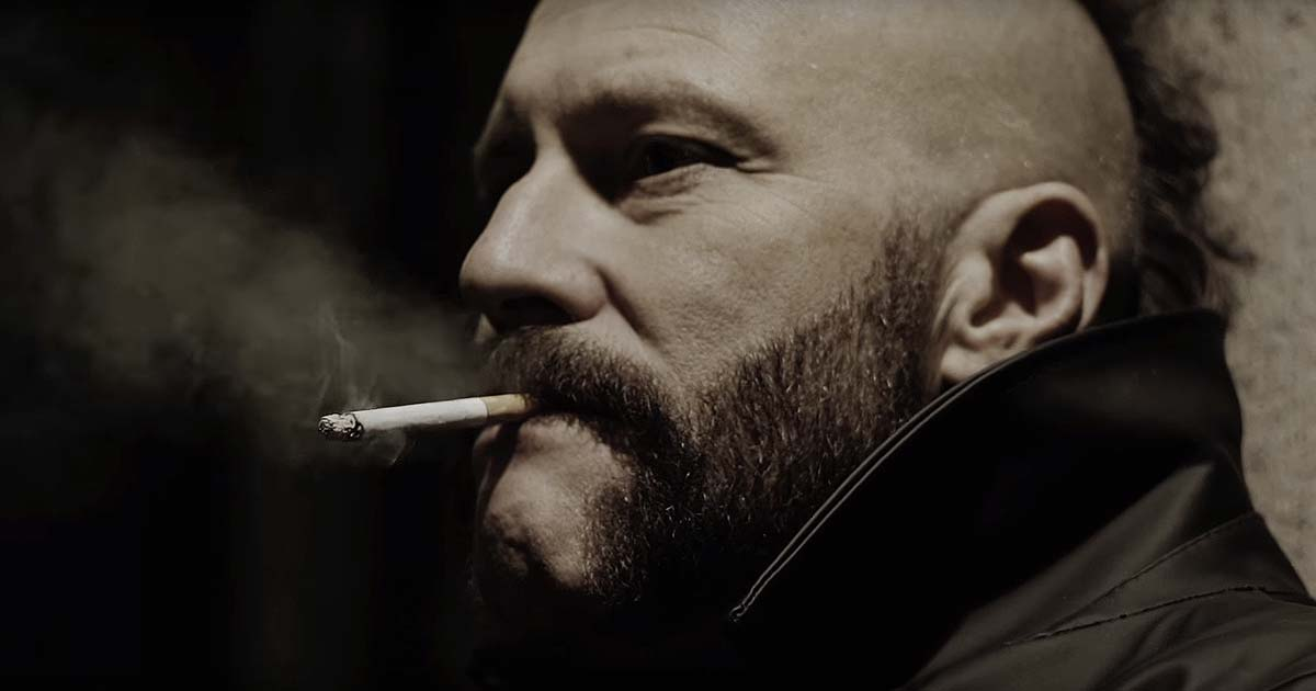 Mustasch y el vídeo de 'Lawbreaker'