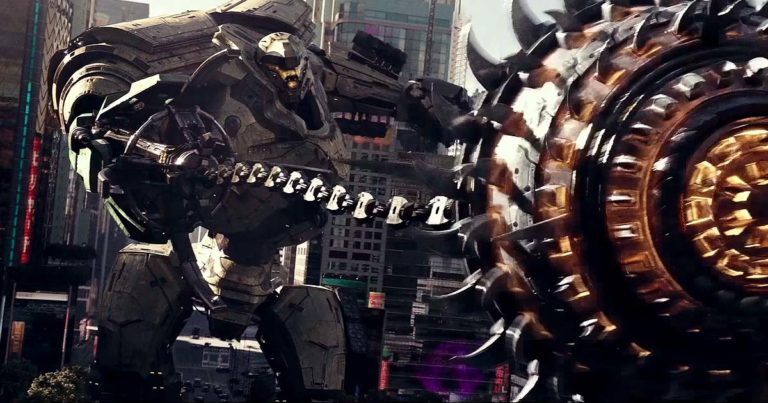 Pacific Rim Uprising trailer internacional