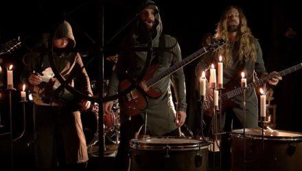 Premiere: Apocalypse Orchestra y el vídeo de 'Theatre of War'
