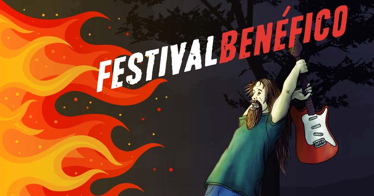 Cartel y detalles del Nunca Máis Fest en Vigo