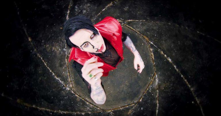 Marilyn Manson y el vídeo de 'KILL4ME' con Johnny Depp