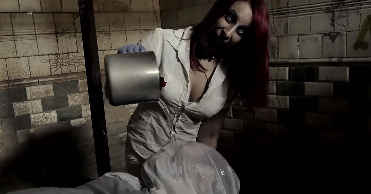 Menzia y el vídeo de 'Anemophobia'