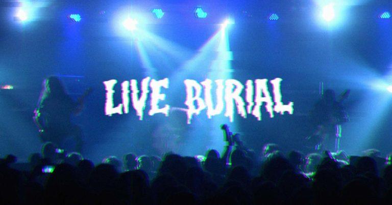 Nashgul comparten su 'Live Burial'