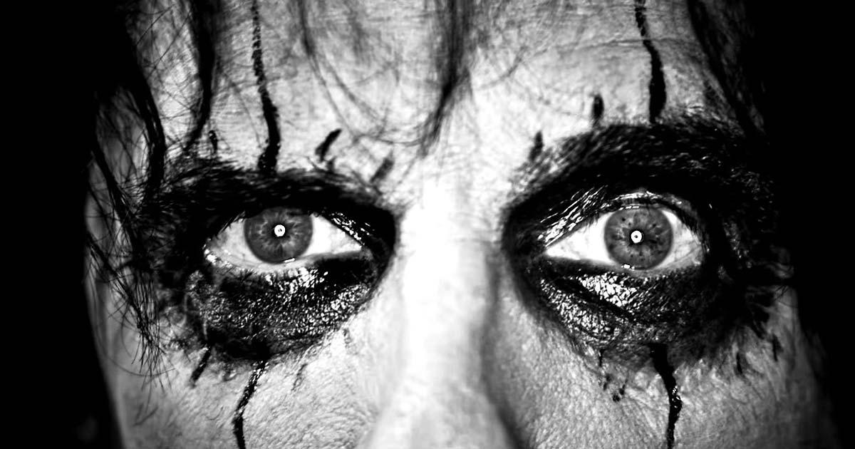 Alice Cooper y el vídeo de 'The Sound Of A'