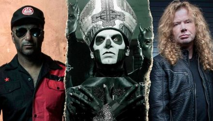 El Resurrection Fest añade a Ghost, Prophets of the Rage y Megadeth entre otros