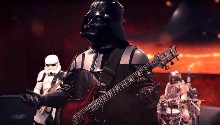 Galactic Empire y el vídeo de 'Duel of the Fates'