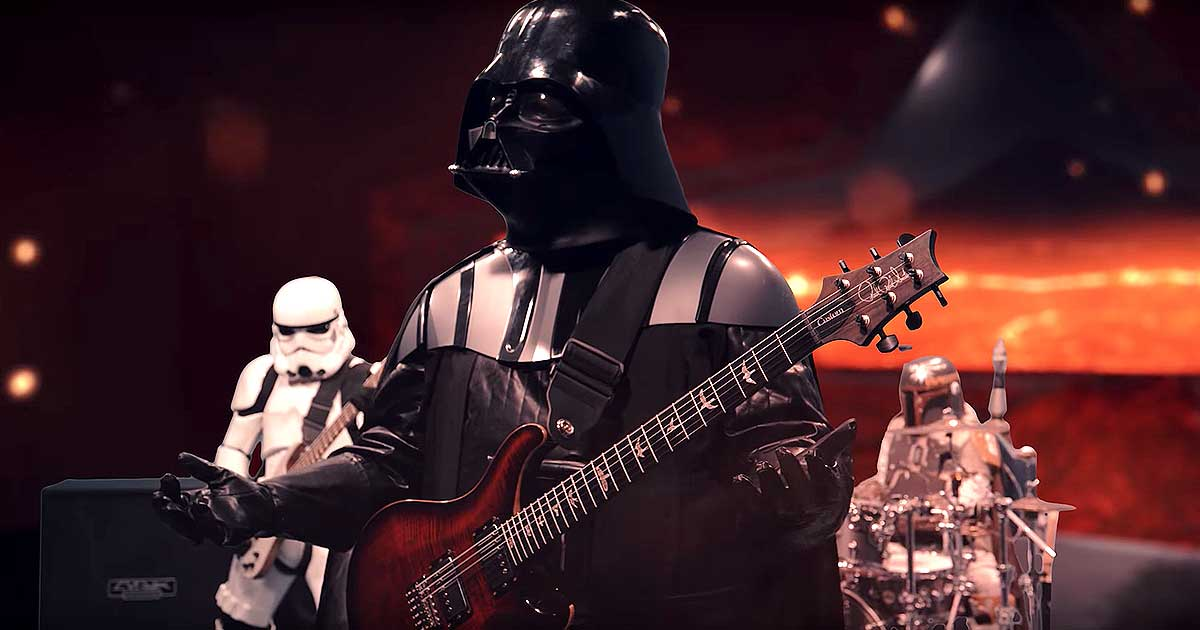 Galactic Empire y el vídeo de 'Duel of the Fates'